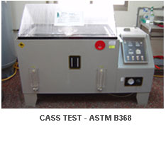 CASS TEST - ASTM B368