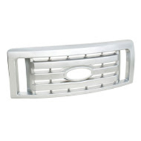 Ford Chrome Auto grille (Satin vernikkelen) CYH Satin nickel Grille